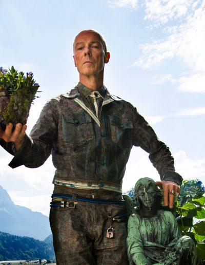 Vier Jahreszeiten Garmisch-Partenkirchen Klaus Strasser der Florist aus Garmisch-Partenkirchen